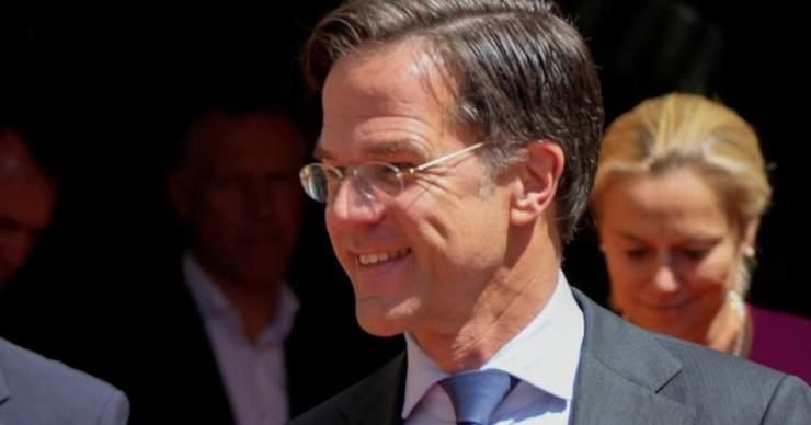 A holland kormányfő újabb kínos ügybe keveredett