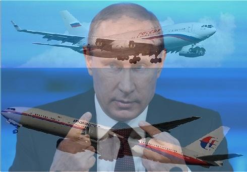 Feltételezhetően a maláj utasszállítót az orosz elnöki gép helyett lőtték le