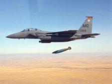 Az USA vezette koalíció megtámadta a Szíriai Arab Hadsereget Deir Ezzorban (videó)