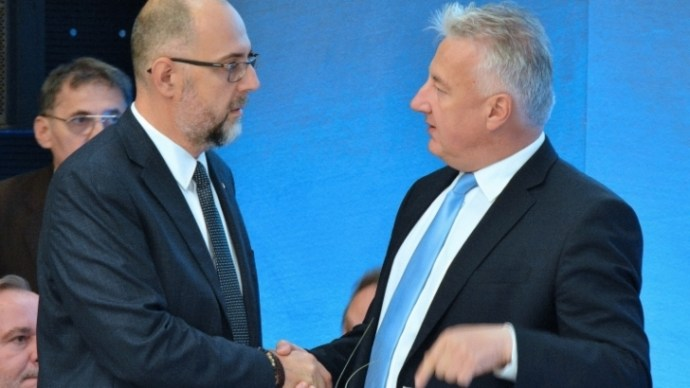 Semjén Zsolt gratulált Kelemen Hunornak az RMDSZ választási sikeréhez