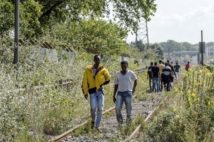 Bevándorlók csaptak össze egymással Franciaországban
