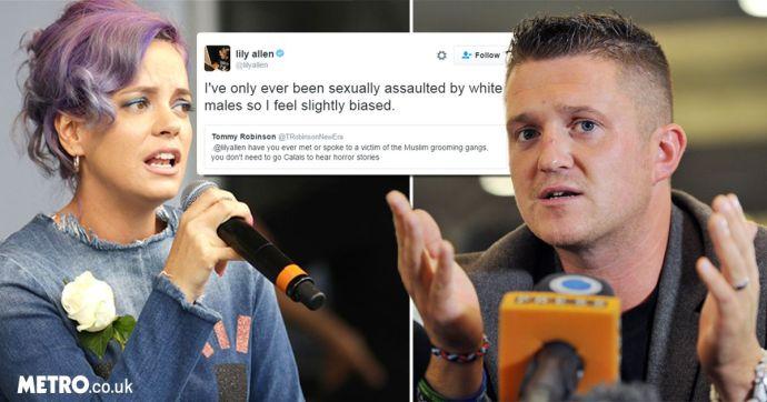 A brit Tommy Robinsonnak iszlámkritikus megjegyzése miatt törölték Twitter-számláját