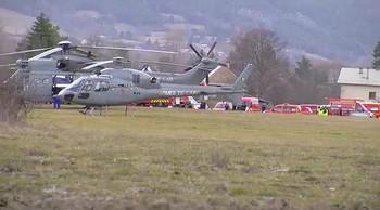 Nincs túlélője a Germanwings Alpok felett lezuhant járatának