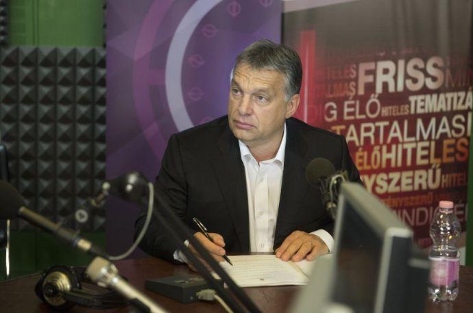 Vészintézkedést jelentett be Orbán