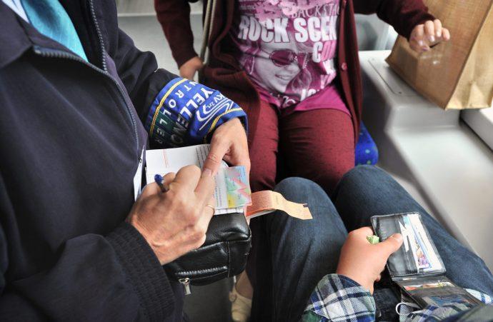 Egyre hatékonyabban lép fel a jegy nélkül utazókkal szemben a BKK