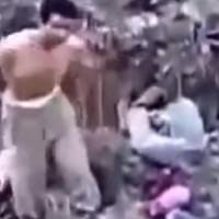 Egy iraki katona hősi tette (videófelvétel)