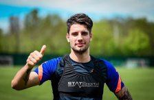 Jó hír Lipcséből: Szoboszlai már a csapattal edzett