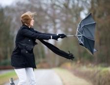 Kedden is erős szél várható országszerte