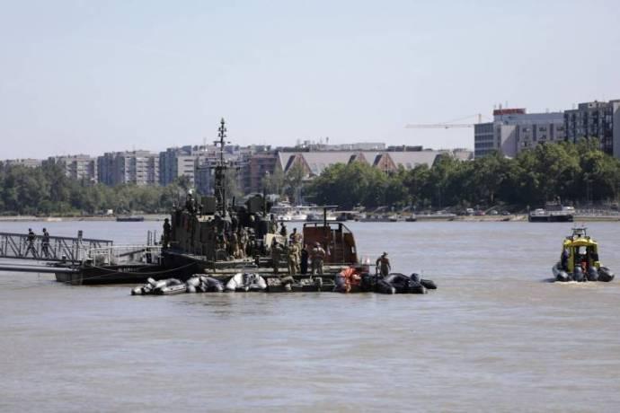 Négynél több holttestet találhattak a Duna alsó szakaszán