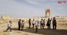 Francia turisták kértek elnézést azért amiért hazájuk is érintett a szíriai háborúban