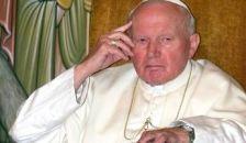Megtalálták a néhai pápa ellopott ereklyéjét