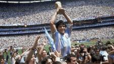 Meghalt Diego Armando Maradona
