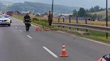 Szarvassal ütközött a motoros – mentőhelikopter szállította kórházba