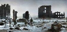 Színezett képek a sztálingrádi csatáról