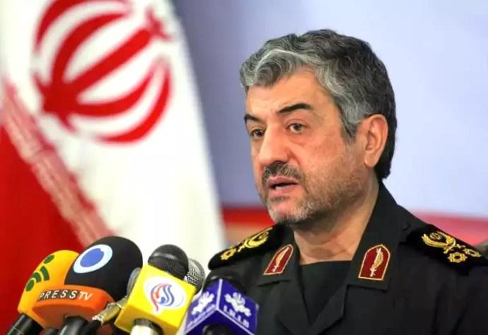 """""""Az amerikai hadseregnek nem lesz nyugta Nyugat-Ázsiában"""" – üzente az Iráni Forradalmi Gárda parancsnoka"""