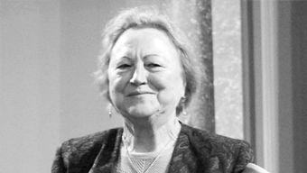 Elhunyt Szíjjártóné Nagy Ilona