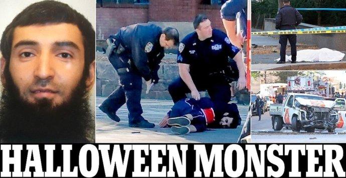 """""""Allah Akbar!"""" – Terrortámadás New Yorkban"""