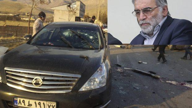 Izraeli fegyvereket használtak az iráni tudós meggyilkolásánál