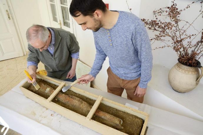 Másfél évezredes leletekre bukkantak szolnoki régészek