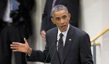 Obama felszólította a világot, hogy egyesüljön Oroszországgal szemben