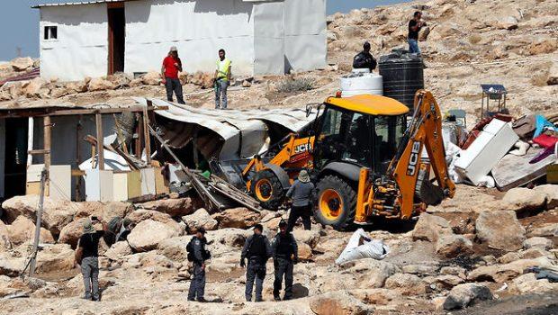 Etnikai tisztogatás: Izrael belekezdett egy palesztin falu elpusztításába