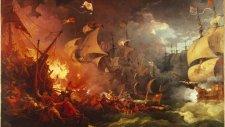 """Viharos szél segítségével győzték le az angolok a """"győzhetetlen"""" Armadát"""
