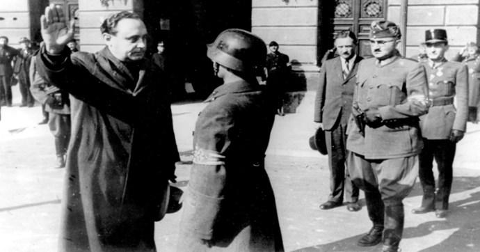 Major Tibor: Szálasi Ferenc, a magyar válság férfia