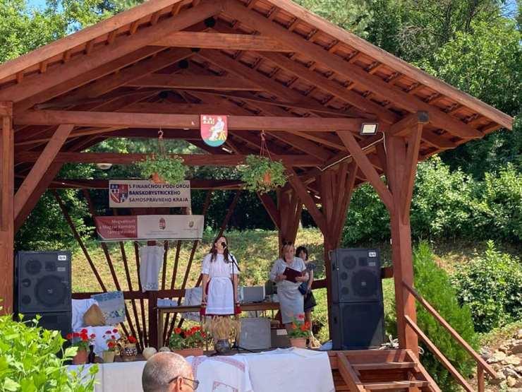 Példát mutatott Lévárt, Gömör egyik legapróbb települése
