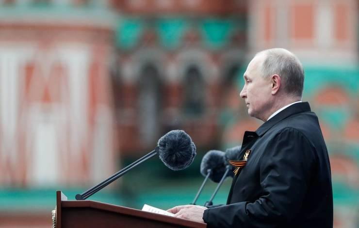 Putyin – Oroszország határozottan védi nemzeti érdekeit