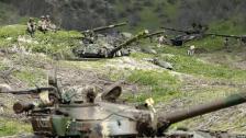 Újra egymásnak esett az örmény és az azeri hadsereg