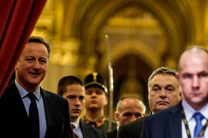 Cameron kitalálta, hogy szívassa meg a magyar vendégmunkásokat