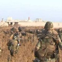 Honvédő harcok Nyugat-Szíriában