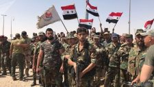 Amerikai fenyegetés ellenére a szír katonák felszabadítják az összes megszállt területeket
