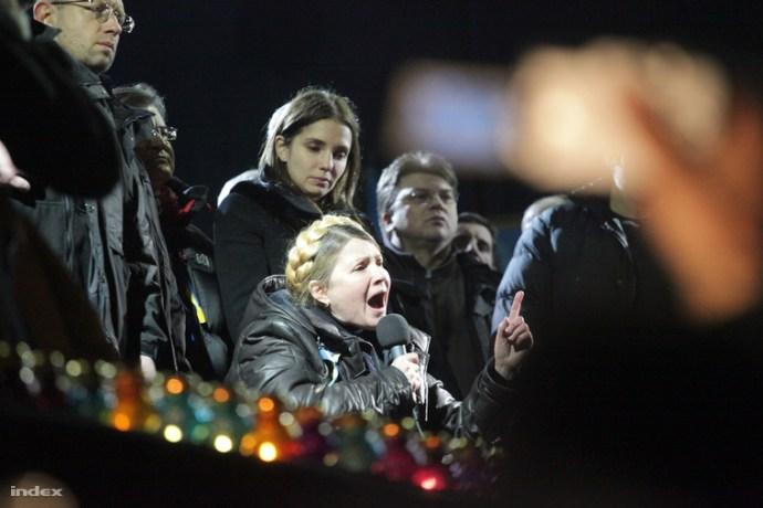 Julia Timosenko elvesztette korábbi báját