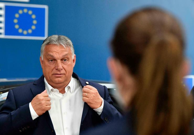 Orbán: Magyarország az utolsó Európa Unióban maradók között lesz