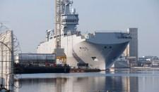 Az USA felszólította a NATO-t, hogy váltsa meg az oroszok számára készített Mistral-okat