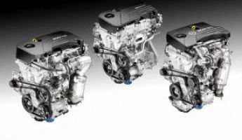 Új, kisméretű motorokat mutat be a GM