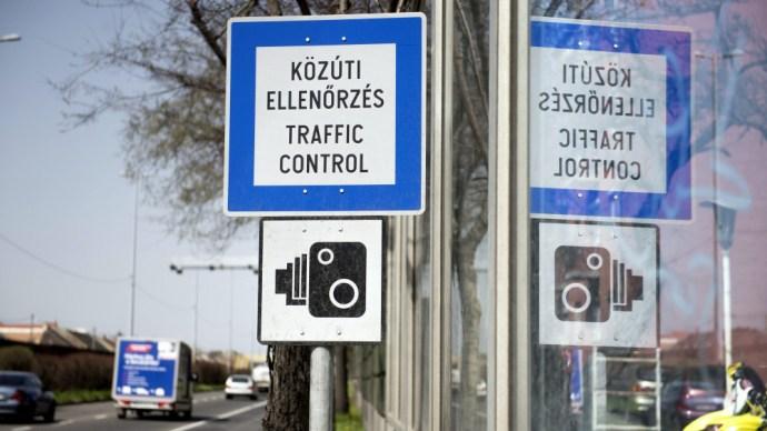 Új, állandó traffipaxot telepítenek Budapesten