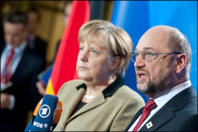 Az új német koalíciós megállapodás büntetné Magyarországot
