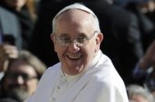 Ferenc pápa Isten oxigénjéről beszélt