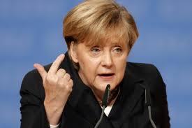 Merkel: Moszkva nem csak Ukrajnának okoz nehézségeket