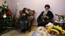 Khamenei ajatollah Jézus Krisztust dicsérte Karácsony alkalmából