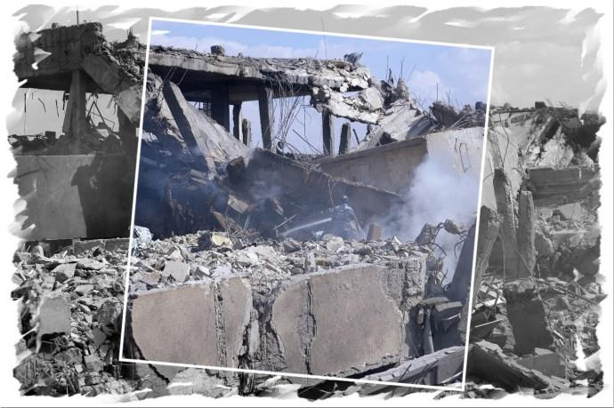 A sírba tett Szíria