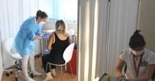 Regisztráció nélkül oltanak a kassai egyetemi kórházban