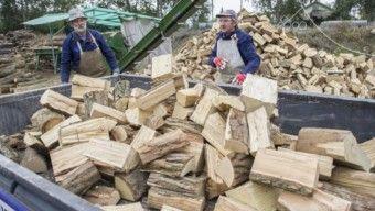 Hiánycikk a tűzifa Magyarországon