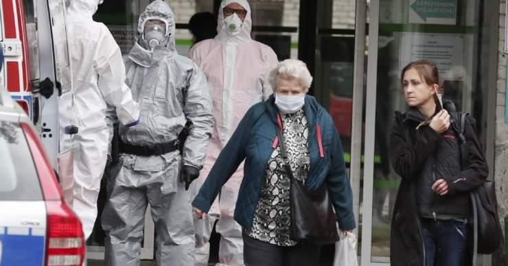 Lengyelországban a lakosok több mint hetven százaléka rendelkezik antitestekkel