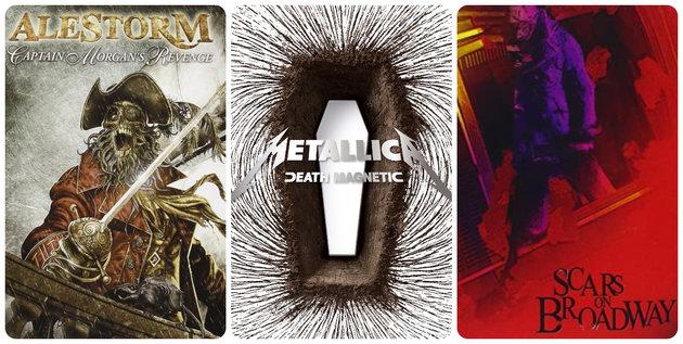 A Mítosztól az All Hope is Gone-ig – ezektől a rockalbumoktól őrültünk meg 2008-ban
