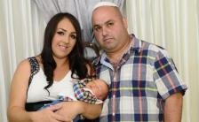 Izraelben a mostani gyermekgyilkolászó hadműveletről neveztek el egy újszülöttet