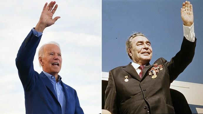 Meglepő, ám így van: Biden az új Leonyid Brezsnyev