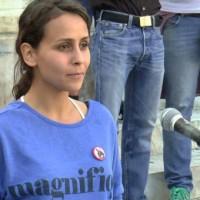 """Szíriai lány belgrádi beszéde: """"A menekülő szíriaiak valójában gazdasági migránsok vagy dzsihadisták"""""""